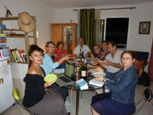 Atelier du 16 juillet, chez Juana Maria soirée-atelier-décriture-chez-Juan-Maria-0022-300x225