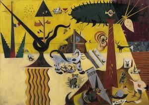 Joan-Miro-The_Tilled_Field