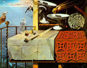 Dali-nature morte vivante