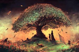 Cyril Rolando-arbre fantasy